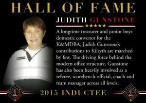 Judith Gunstone
