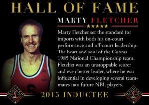 Marty Fletcher