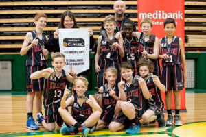 Under 12-1 Boys; 2016 National Junior Classic Champions